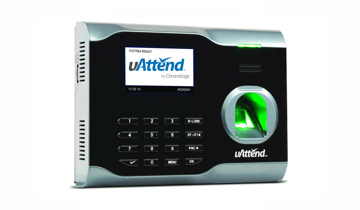 biometric fingerprint terminal