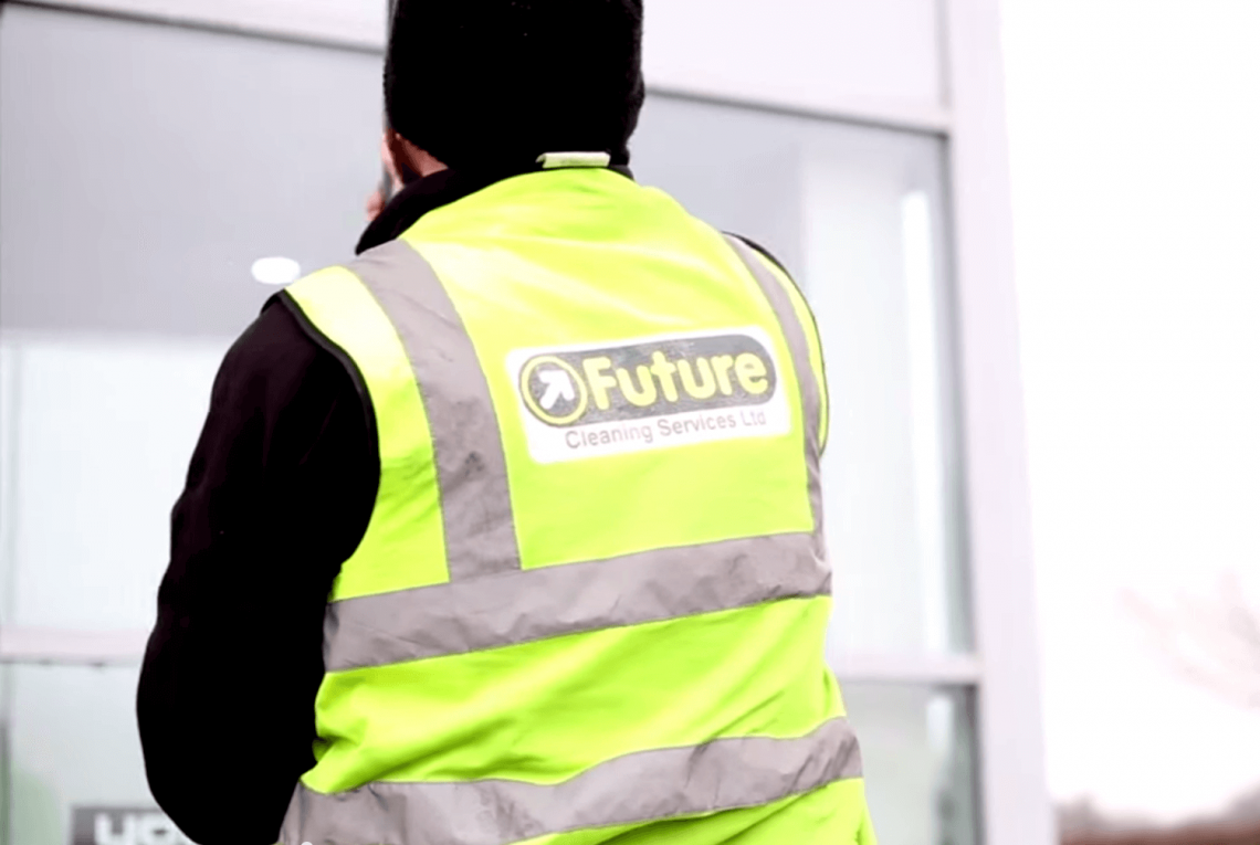 Future Cleaning Services use uAttend time and attendance