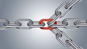 chains with strong link