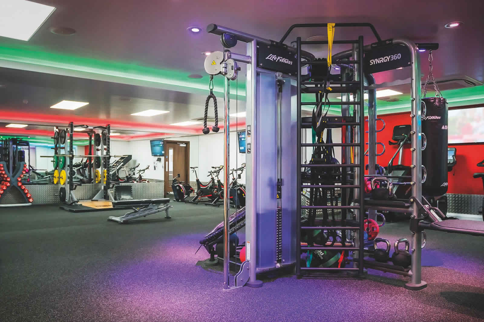 Kings Premier Health Club Guernsey