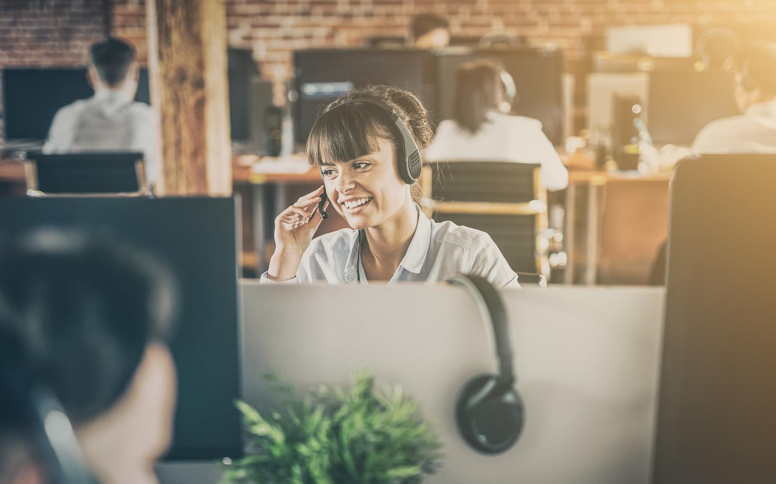call centre customer service