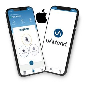 Smart clocking iOS app